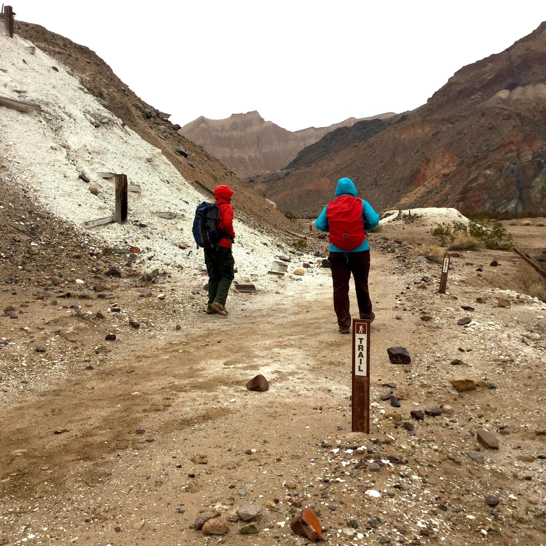 trail walkers